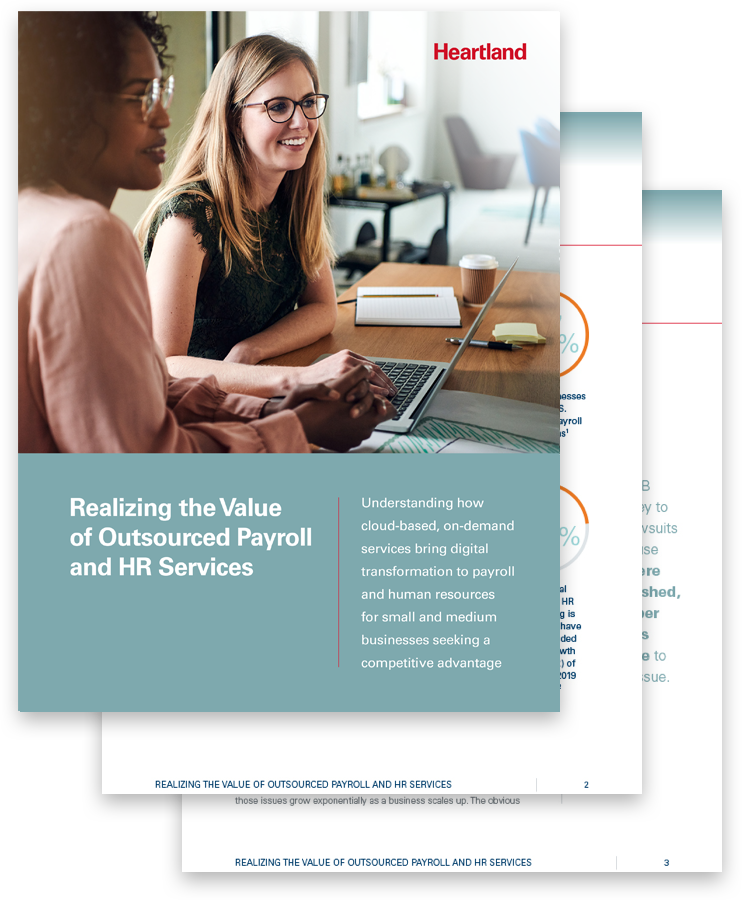 Realizing the Value of Outsourced Payroll and HR Services