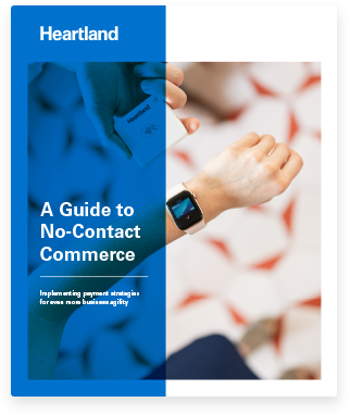 A Guide to No-Contact Commerce