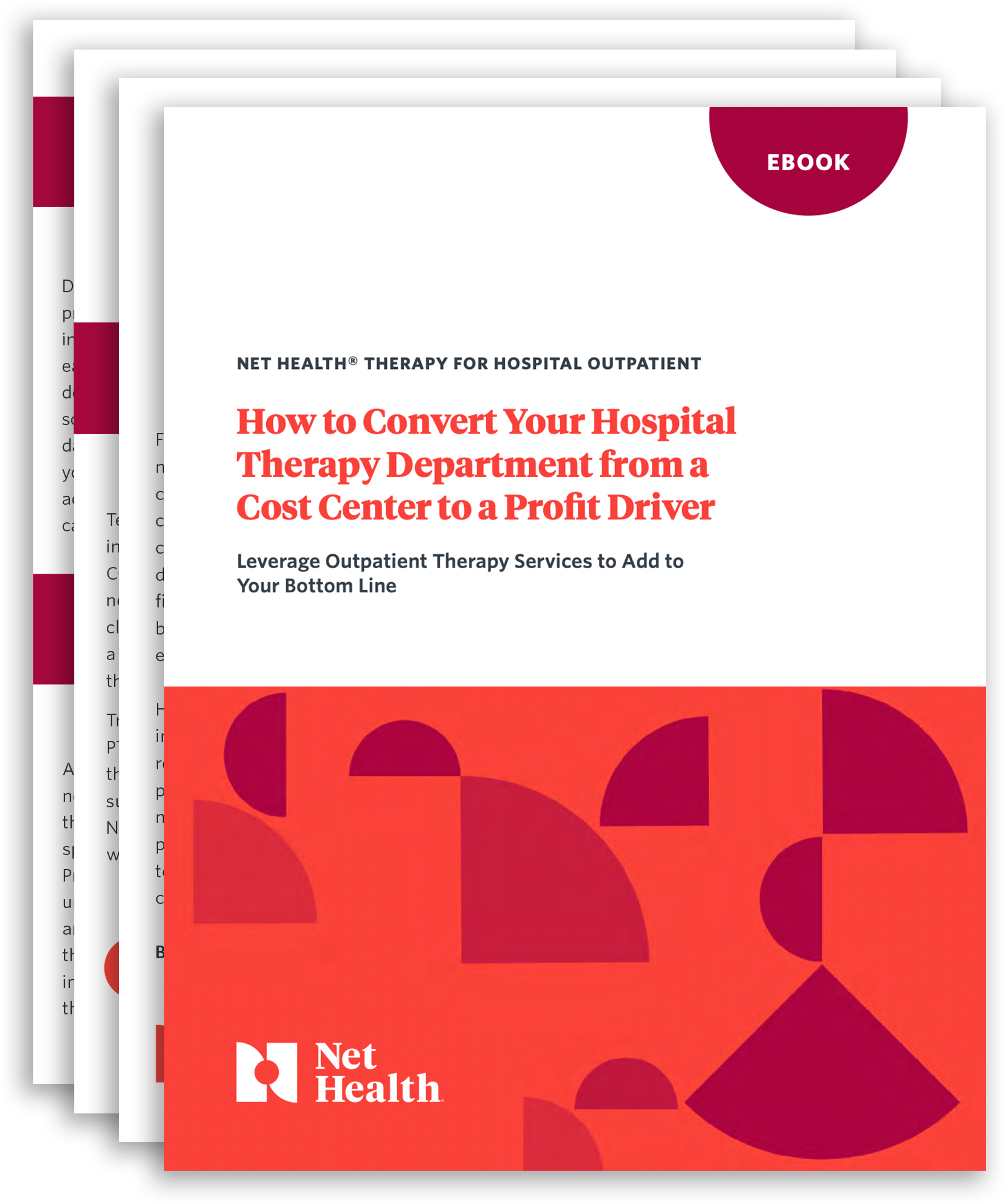 How to Convert Your Hospital Therapy Department from a Cost Center to a Profit Driver