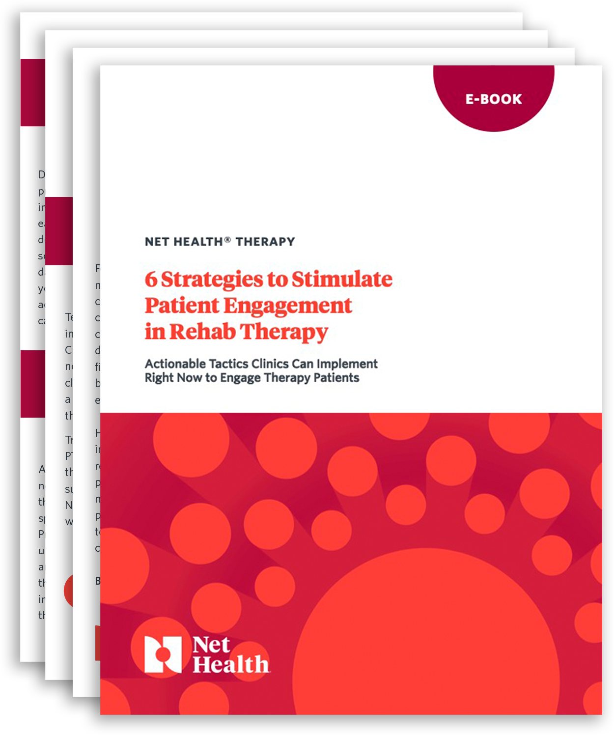 E-Book: 6 Strategies to Stimulate Patient Engagement in Rehab Therapy – Download Now