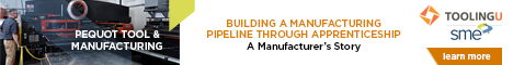 Pequot Tool and Manufacturing Success Story