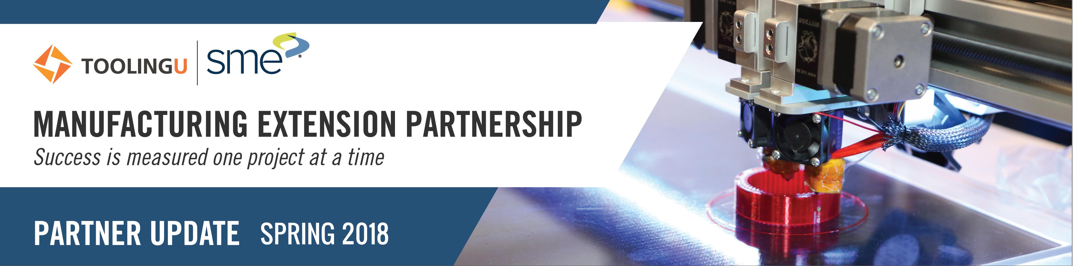 Tooling U-SME Workforce Development Newsletter