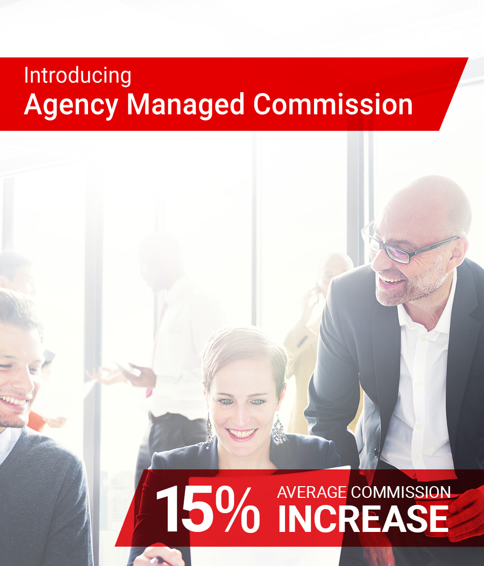 Agency Managed Commission