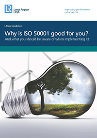 ISO 50001 Guidance
