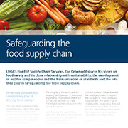 LRQA Food Fraud White Paper
