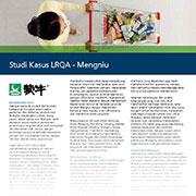 LRQA Case Study - Mengniu