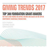 Giving Trends report cover