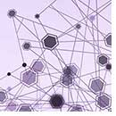 Abstract image representing networks