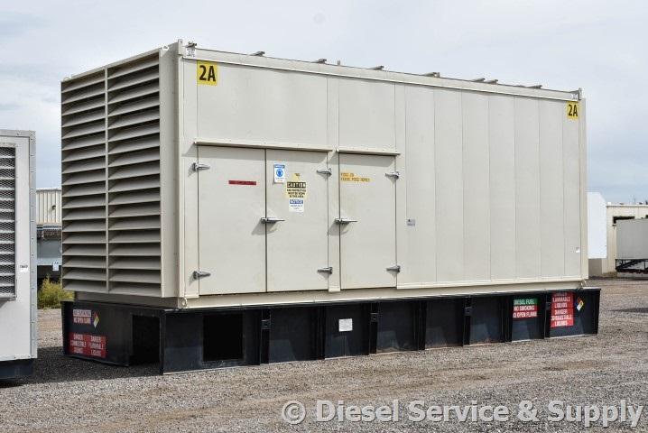 MTU 2250 kW
