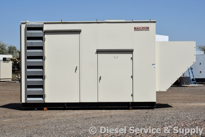 Baldor 250 kW
