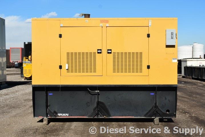Olympian 200 kW