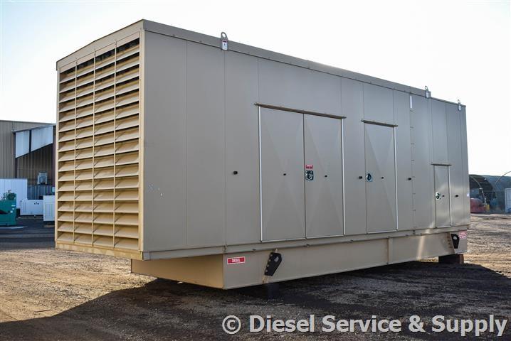 Cummins 600 kW