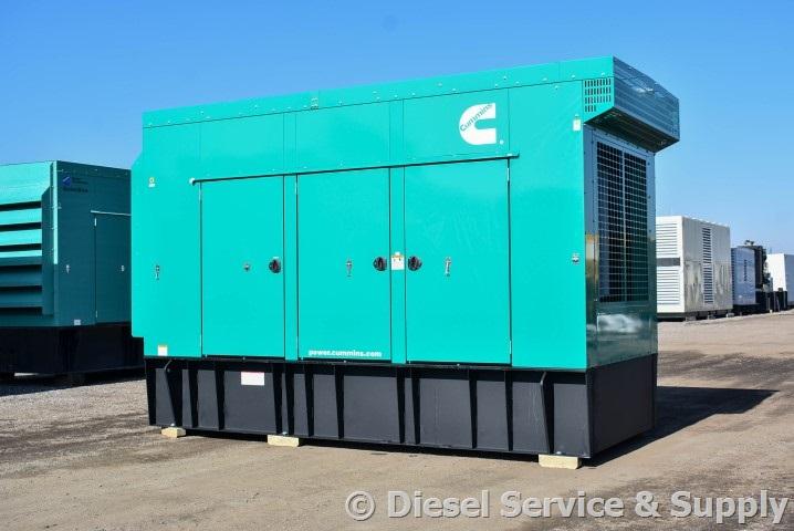 Cummins 500 kW