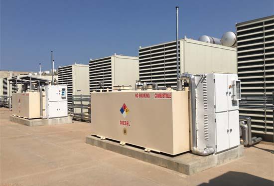 Paralleling Industrial Generators
