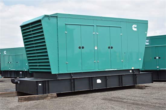 Cummins 1000 kW