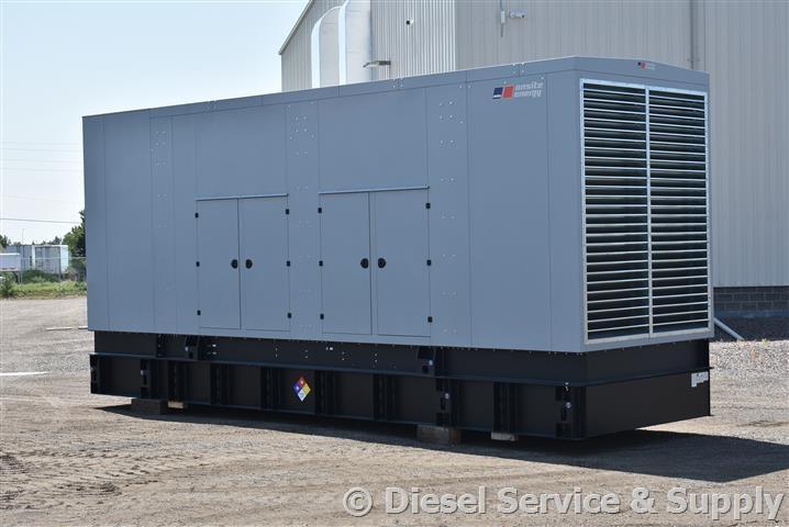 MTU 1000 kW