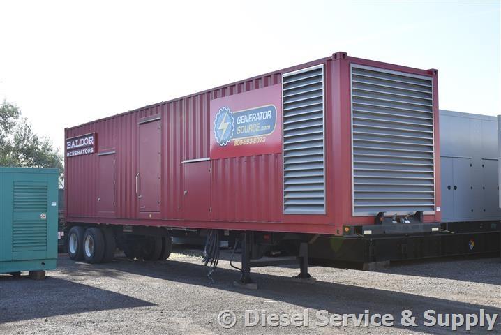 Baldor 800 kW