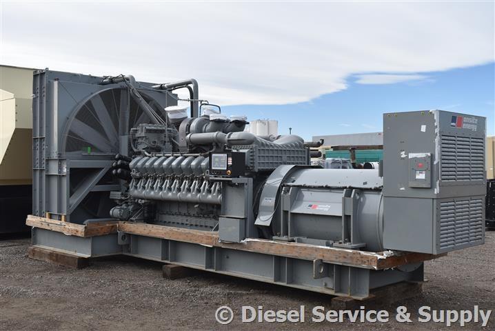 MTU 3000 kW