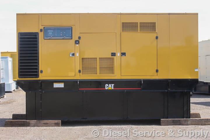 Caterpillar 600 kW