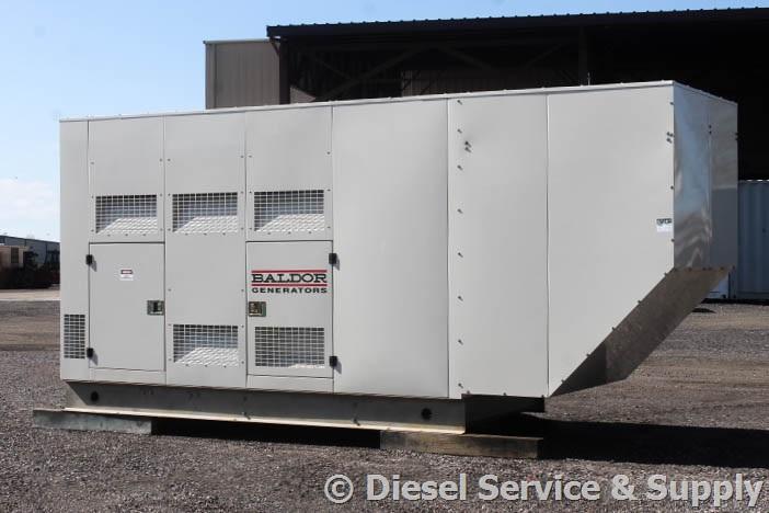 Baldor 325 kW - Natural Gas