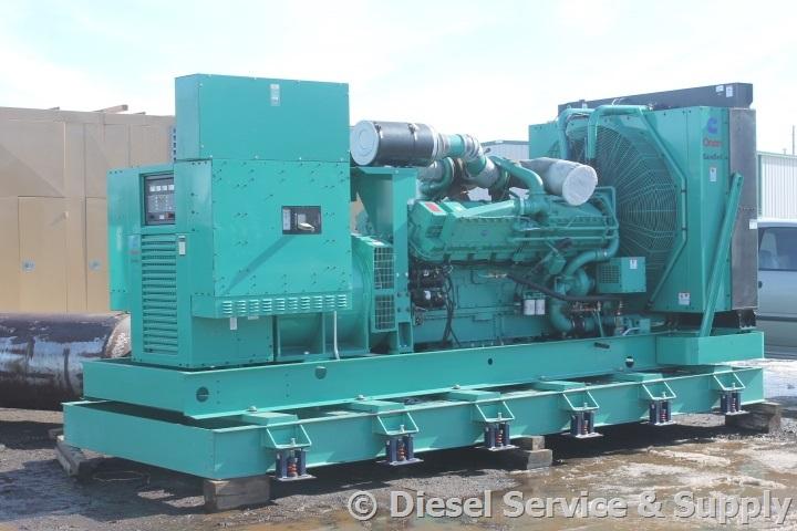 Cummins 1250 kW