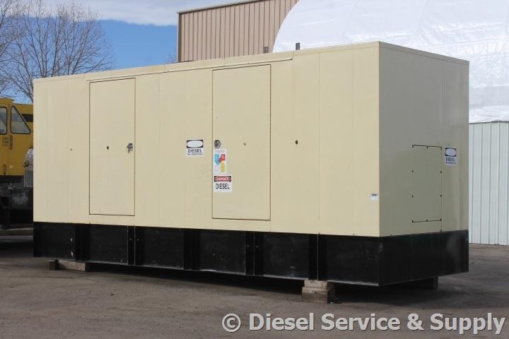 Kohler 600 kW