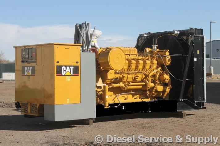 Caterpillar 1250 kW