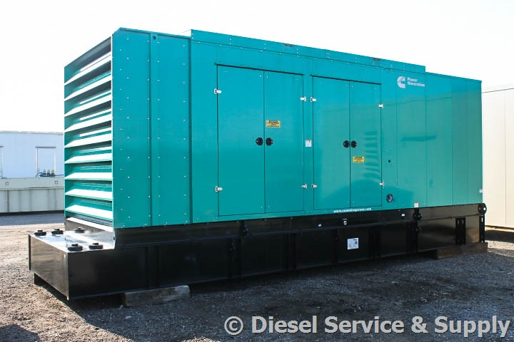 Cummins 800 kW