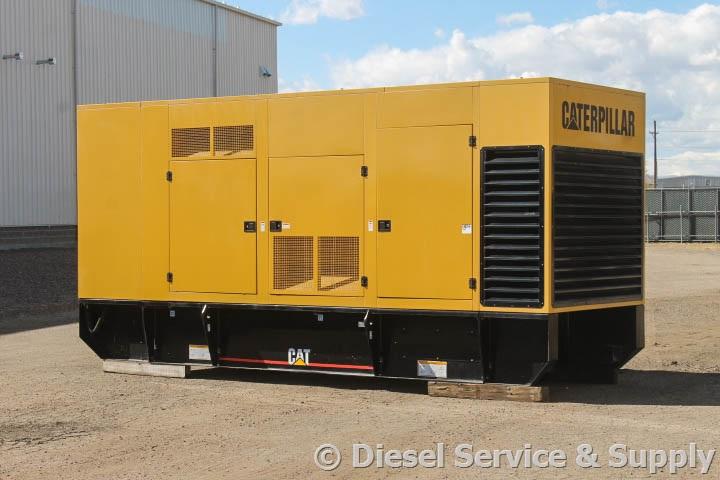 Caterpillar 700 kW