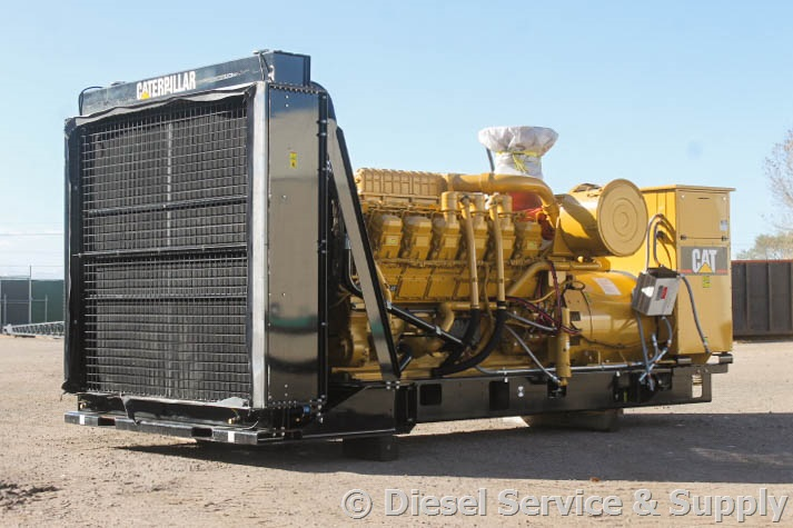 Caterpillar 1500 kW