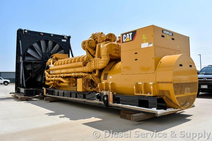 Caterpillar 4000 kW