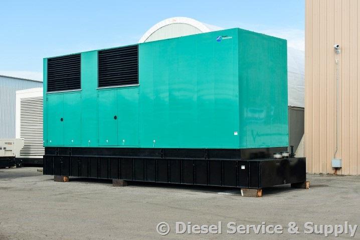 Cummins 1750 kW