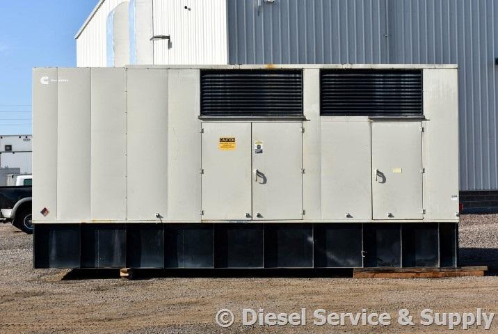 Cummins 1500 kW