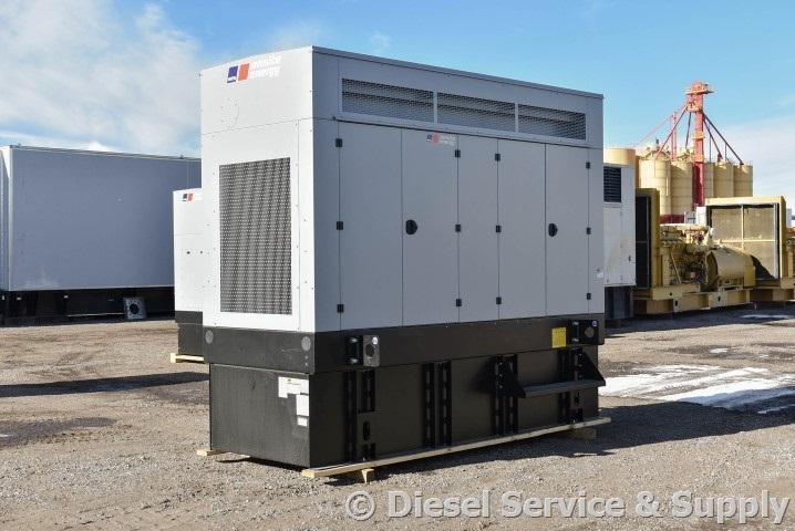 MTU 250 kW