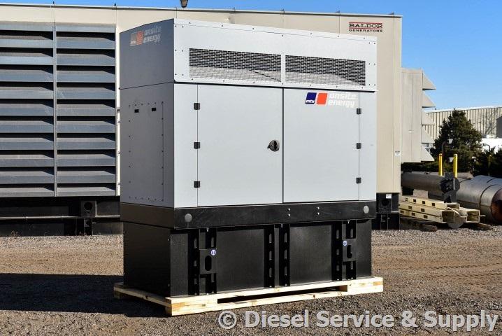 MTU 100 kW