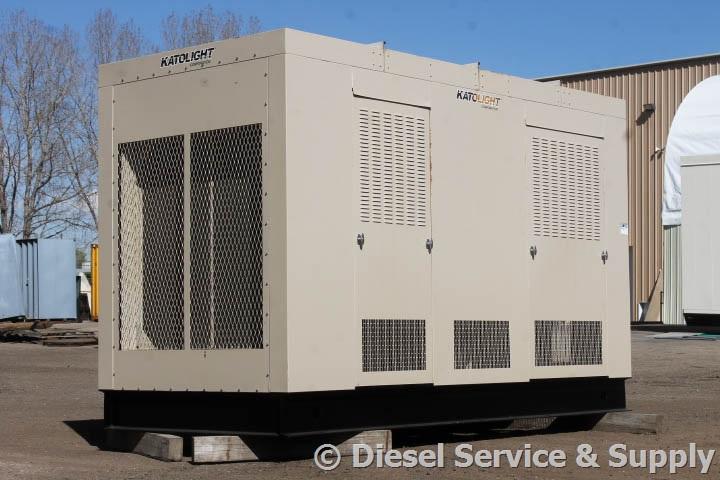 Katolight 325 kW Natural Gas