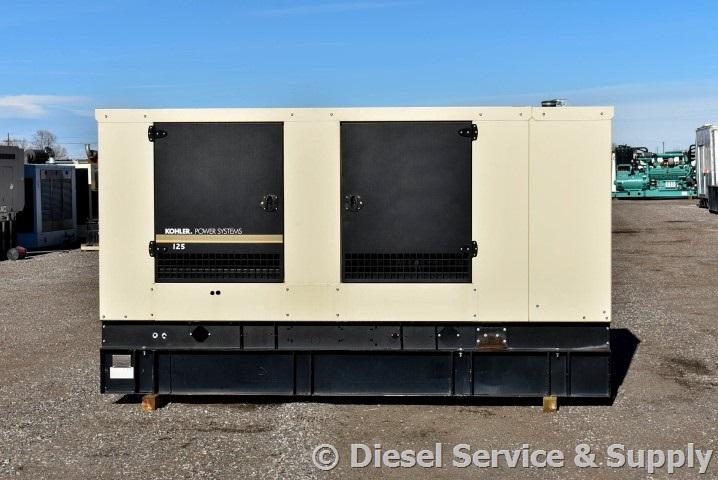 Kohler 125 kW