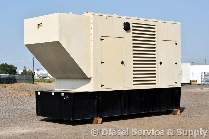 Cummins 750 kW