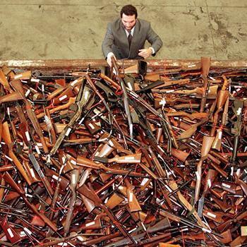 Gun Buybacks Paper Over Ineffective Gun Control