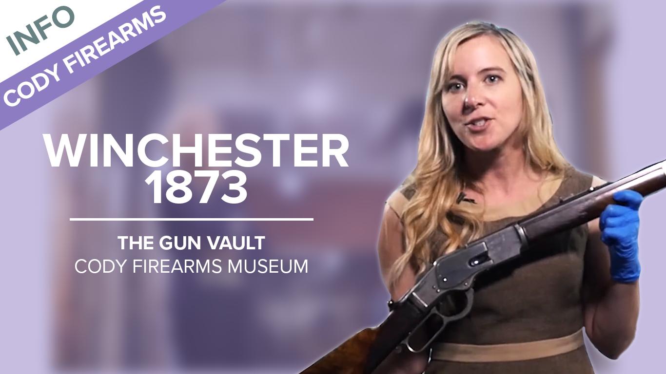 Winchester 1873 | The Gun Vault - Cody Firearms