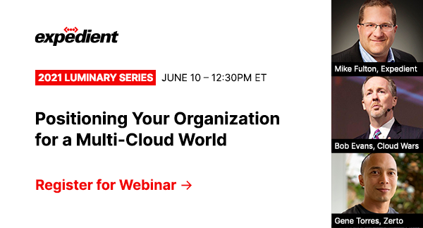 Positioning Your Organization for a Multi-Cloud World