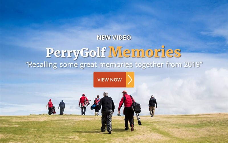 NEW VIDEO: PerryGolf Memories ~ Recalling Some Great Memories Together From Last Year - PerryGolf.com