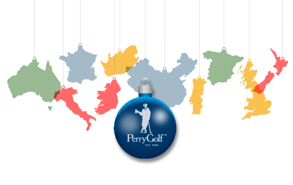 Give The Gift of Golf - PerryGolf.com