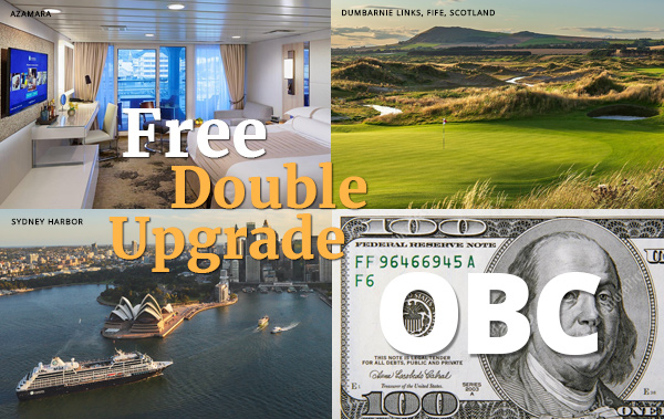 Free Double Upgrade on Select Golf Cruises When You Book by December 5, 2020 - PerryGolf.com