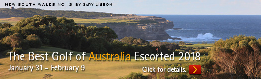 The Best Golf of Australia 2018 - PerryGolf Escorted Tour