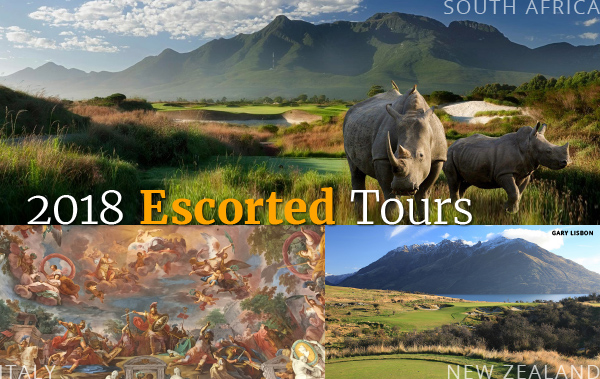 PerryGolf 2018 Escorted Tours