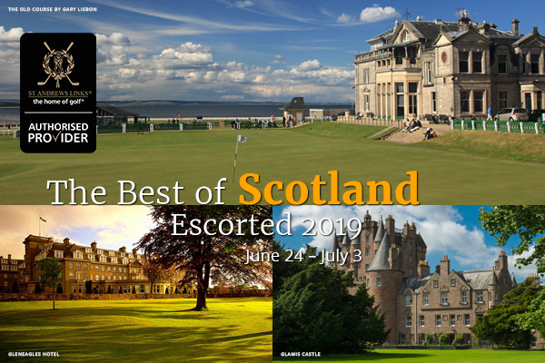 The Best of Scotland Escorted 2019