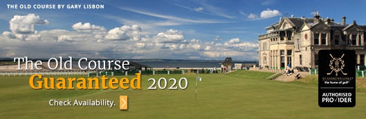 Play The Old Course Scotland with PerryGolf