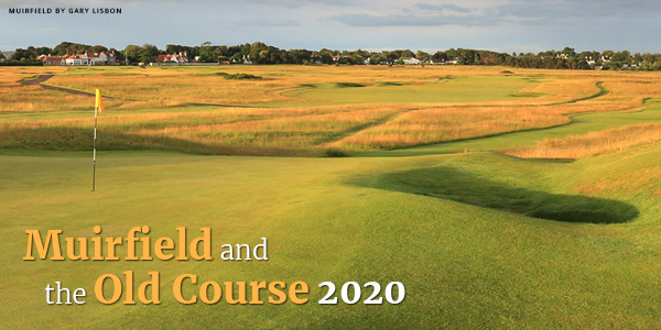 Play Muirfield and The Old Course Scotland with PerryGolf