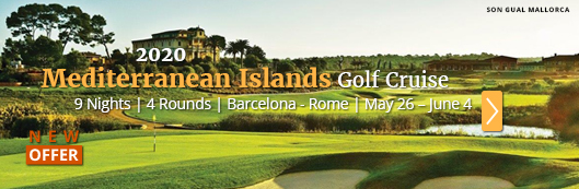 2020 Med Islands Golf Cruise Vacation - PerryGolf.com